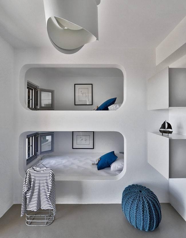 Самые необычные кровати или невероятно креативные кровати (30 фото)