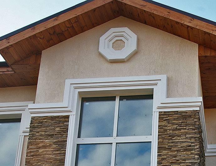 Секреты фасадного декора для наружной отделки дома