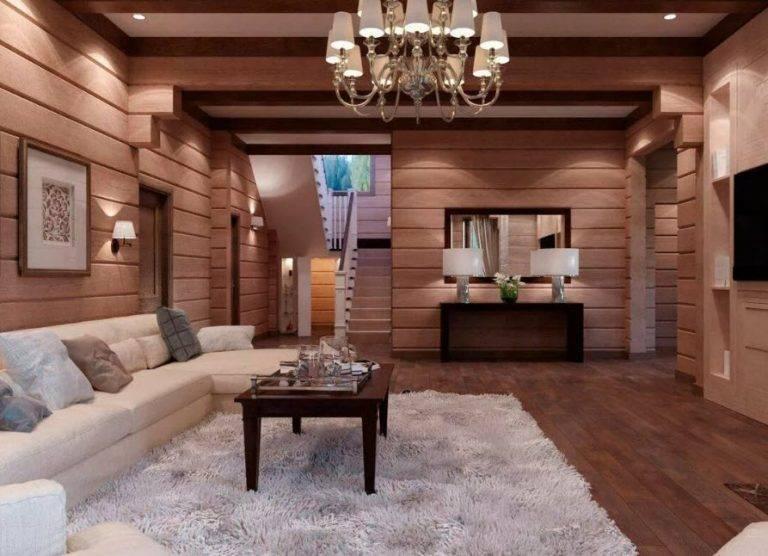 Дизайн частного дома внутри: фото интерьера всех комнат
