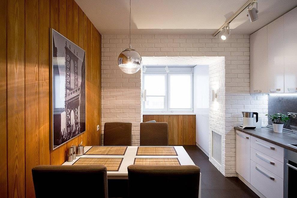 Кухня площадью 11 кв. м: 100+ фото [лучшие идеи дизайна 2019]