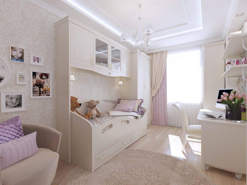 Дизайн детской комнаты, для мальчика или девочки: планировка, интерьер, мебель с фото