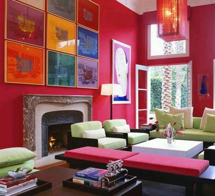 Психология цвета в дизайне интерьера, влияние основных цветов на эмоции, выбор цветовой палитры для разных комнат - 19 фото