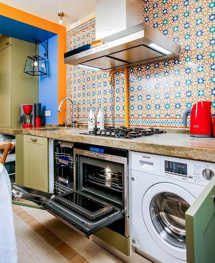 Высота стиральных машин: машинка-автомат высотой 70-75 см и 80-82 см, 83-84 см и другие модели
