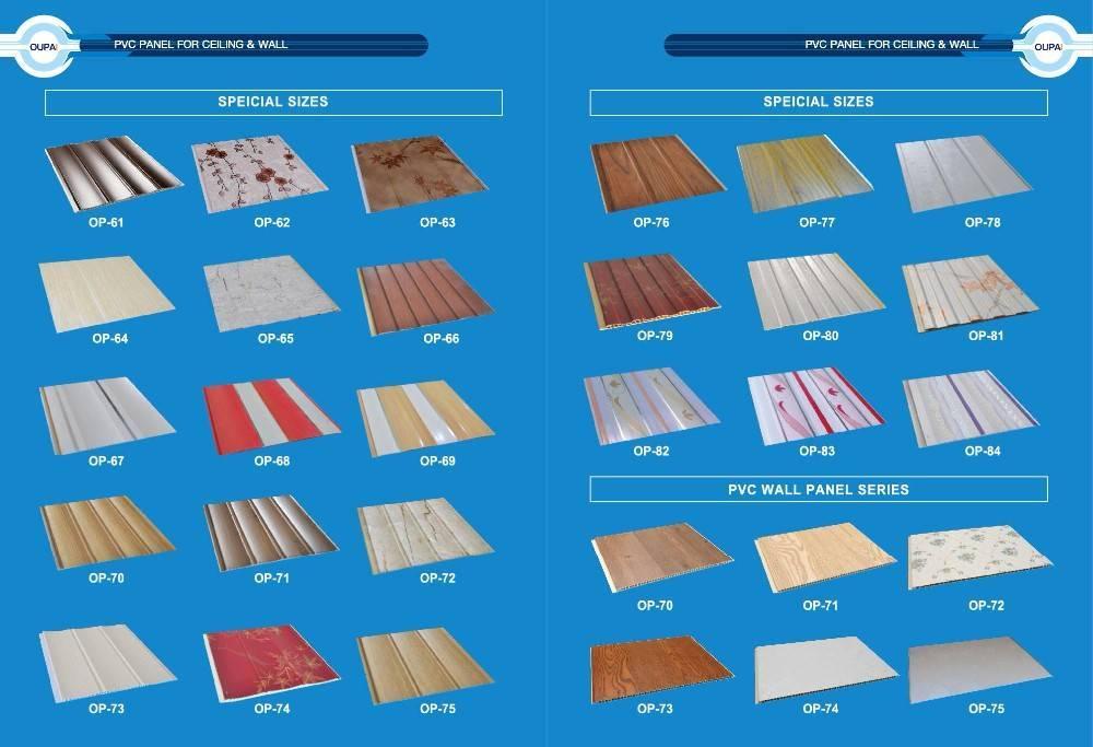Какой бывает размер пластиковой панели пвх? — masterfasada.ru