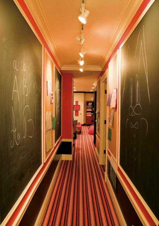 Дизайн узкого коридора в квартире: идеи и советы профессионалов