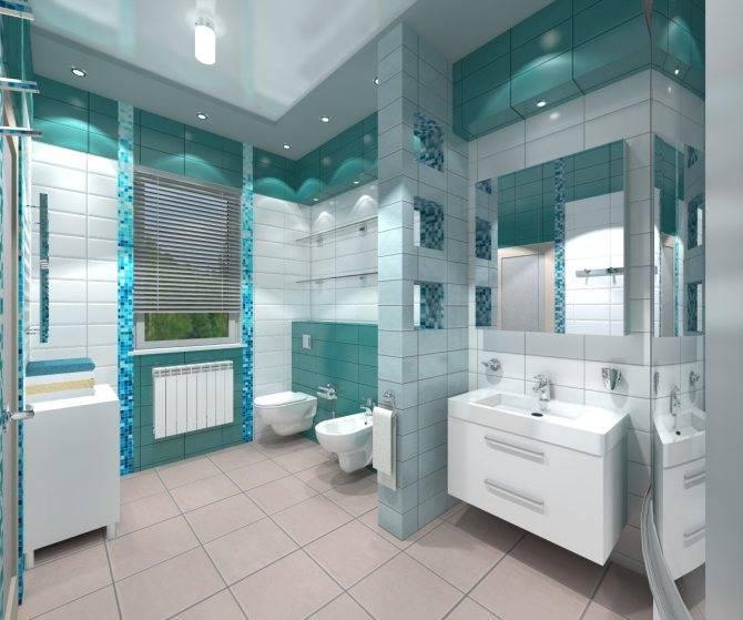 Бирюзовая плитка для ванной (42 фото): плюсы и минусы цвета для ванной комнаты, советы по выбору керамической плитки с оттенком бирюзы