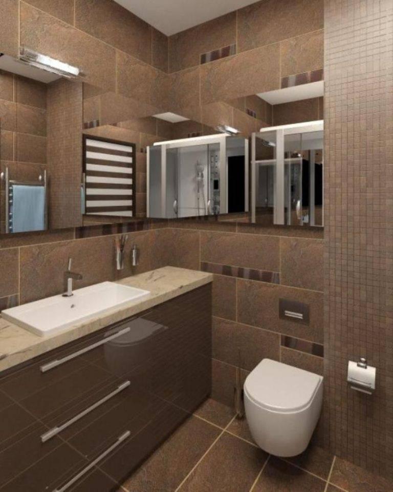 Бежевая ванная комната: фото примеры ванной в бежевых тонах