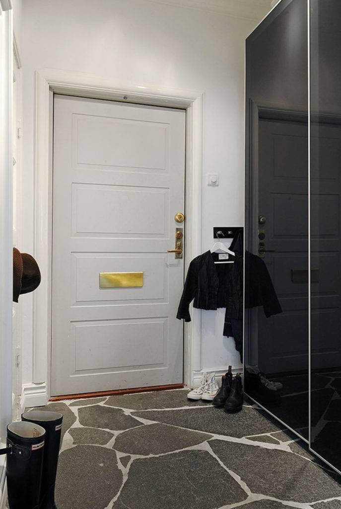 Темная прихожая - современные решения и лучшие сочетания для дизайна интерьера (105 фото + видео)