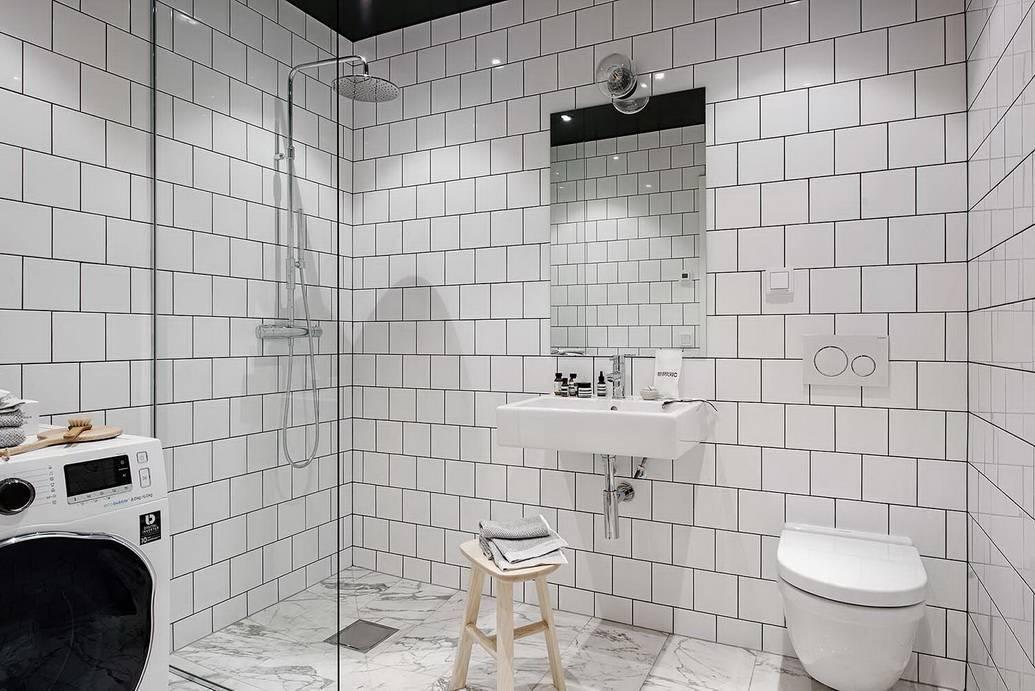 Ванная в стиле лофт: фото, требования к помещению, выбор мебели и освещения