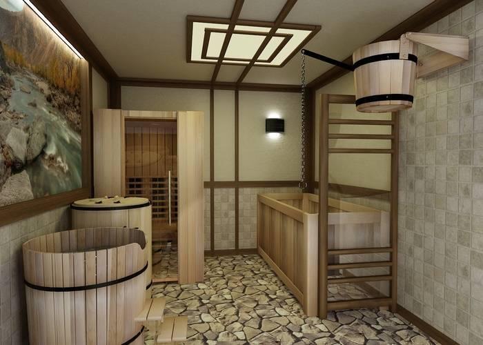 Японская баня: виды и тонкости обустройства