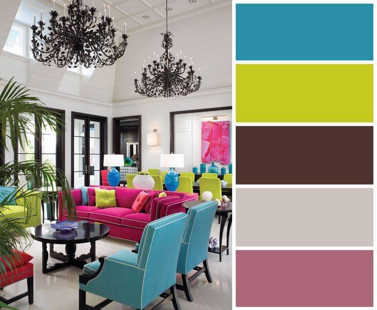 Серый цвет в интерьере и его сочетание с другими цветами + 25 фото