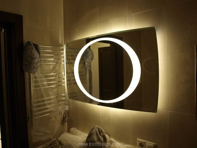 Критерии выбора подсветки для зеркала в ванной, правила подключения