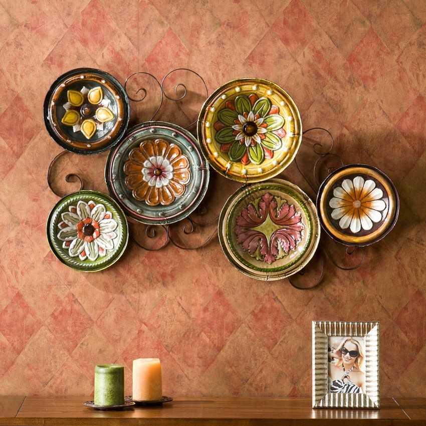 Как повесить тарелку на стену: способы крепления, необходимые инструменты, советы