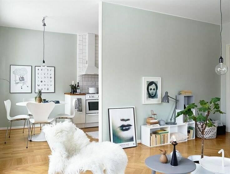 Плинтуса в интерьере: белые и темные цвета +75 фото примеров