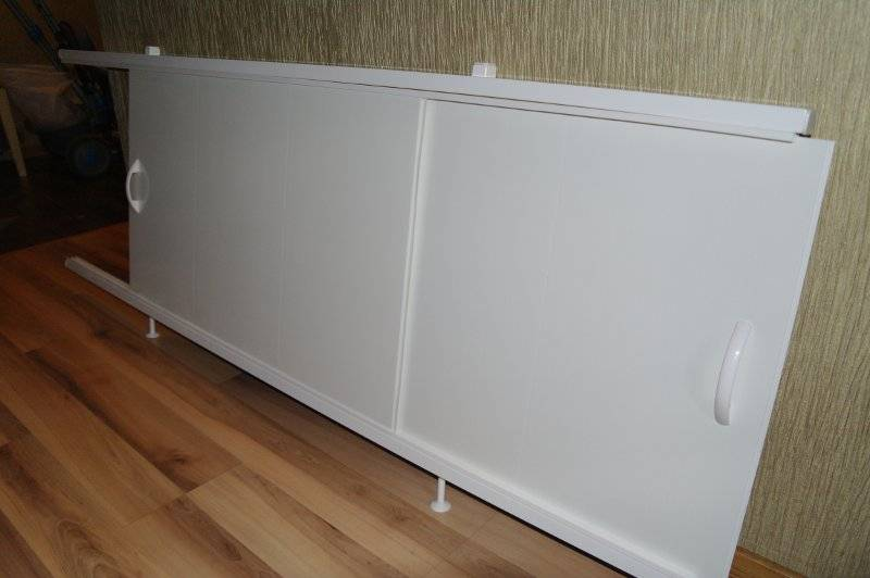 Экран под ванную — виды конструкций и подбор размеров. 125 фото оптимальных идей