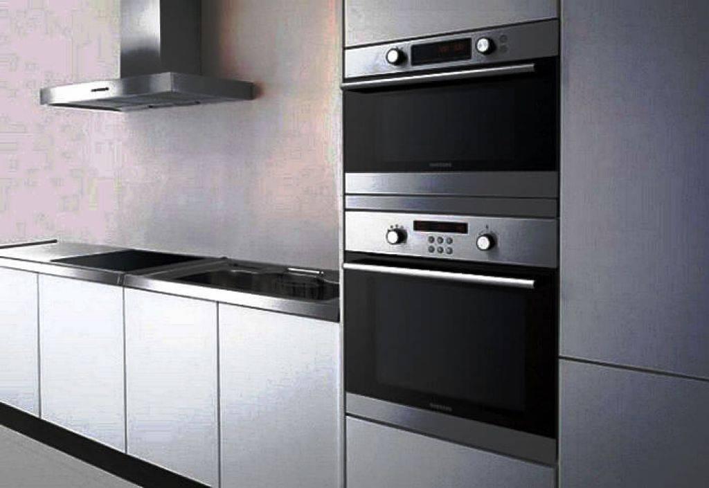Встроенная техника на кухню: нюансы подбора, особенности техники разных производителей