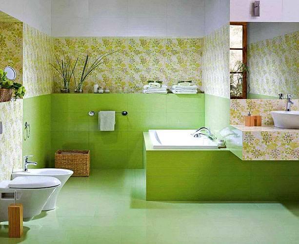 Белая плитка в ванной комнате: 60 фото в интерьере, современные идеи оформления