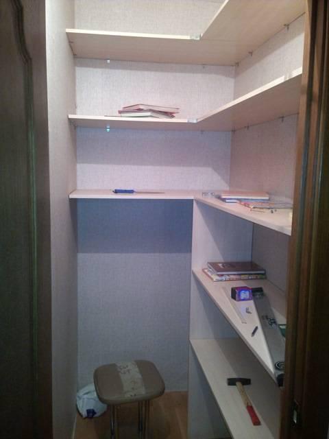 Как обустроить кладовку в квартире: особенности размещения и ее назначение. 100 фото-идей дизайна кладовой. проект, ремонт, наполнение системами хранения