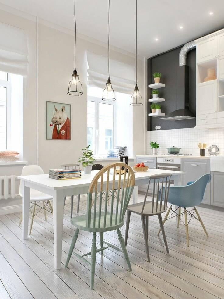 Скандинавский стиль в интерьере кухни, 40 впечатляющих фото. красивые интерьеры и дизайн
