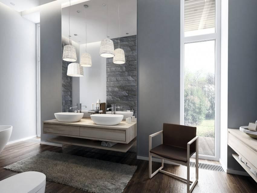 Дизайн ванной 2020 — актуальные идеи для стильного интерьера (+фото)