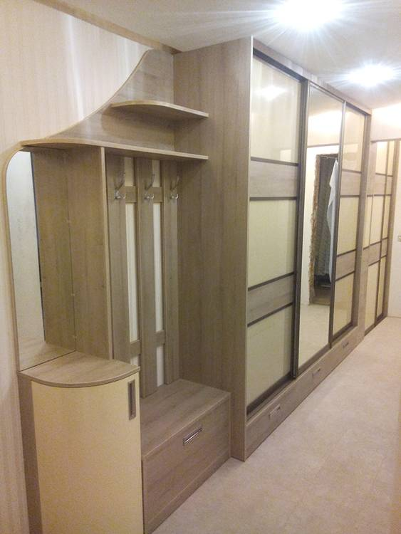 Дизайн прихожей в прихожей: особенности мебели, необходимость шкафов и вешалок