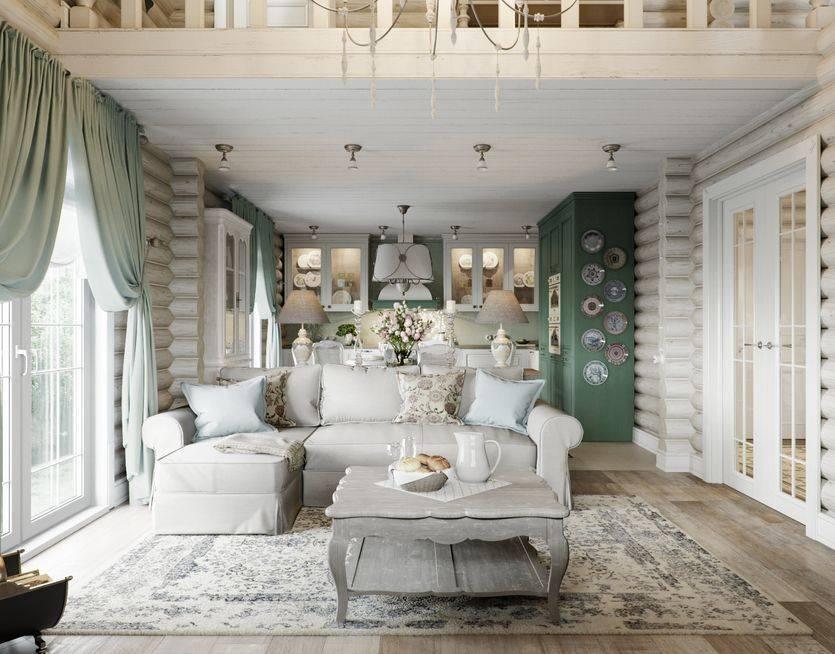 Интерьер гостиной в частном доме: 75 оригинальных идей современного дизайна