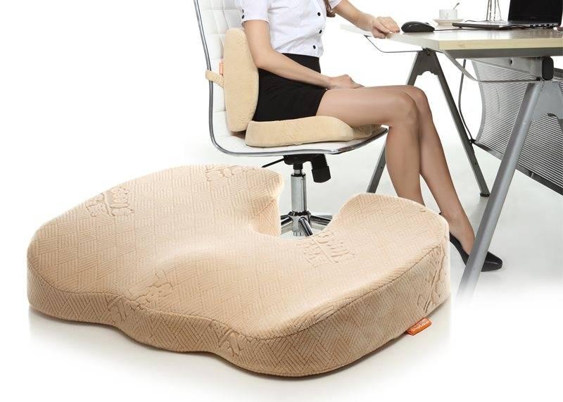 Какую гелевую ортопедическую подушку для сидения лучше купить   модные новинки сезона