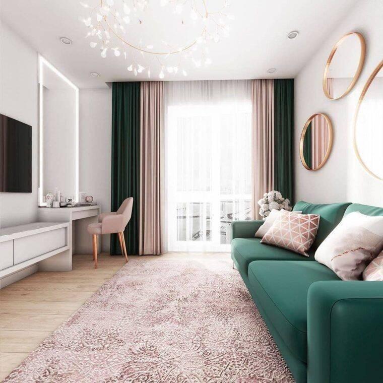 Дизайн интерьера гостиной 18 кв. м: выбрать мебель, декорирование поверхностей, освещение   ileds.ru