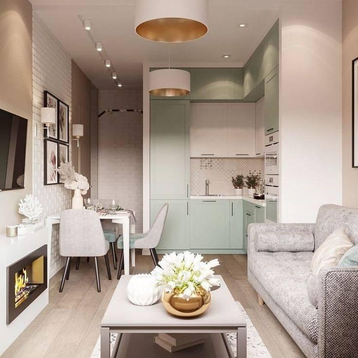 Квартира 40 кв. м.: 85 фото практичных идей для создания уюта