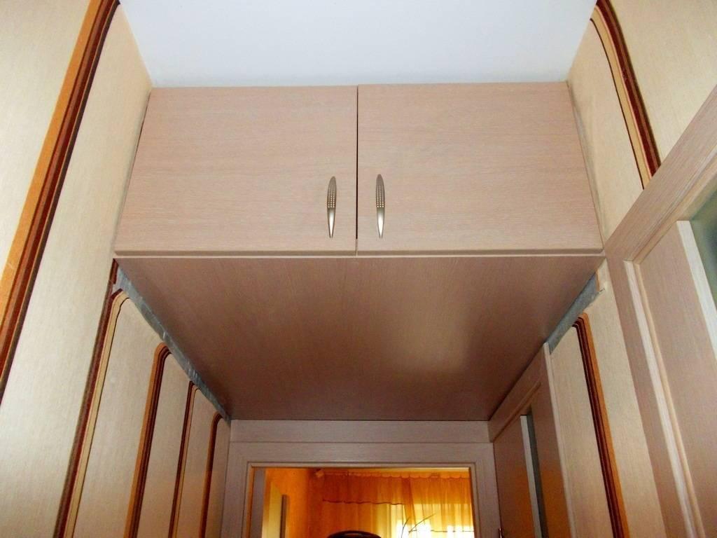 Как выбрать шкаф с антресолью в коридор - материалы и советы по размещению