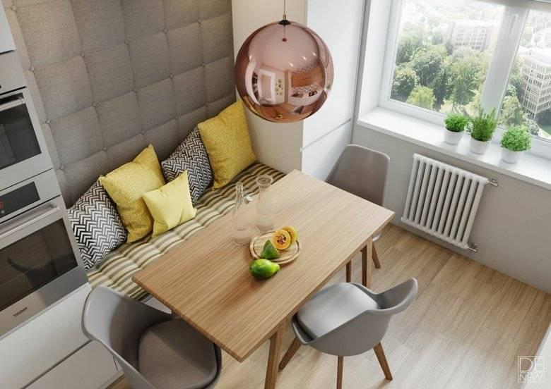 Дизайн прямоугольной кухни (75 фото) - как создать удобный интерьер