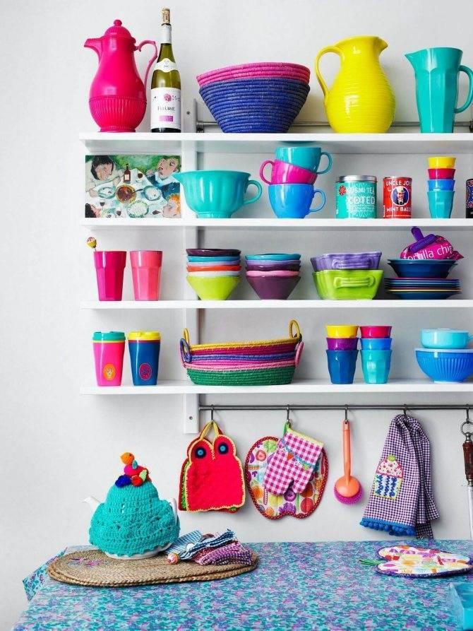 Декор кухни своими руками: 135 фото лучших оригинальных поделок для украшения кухни