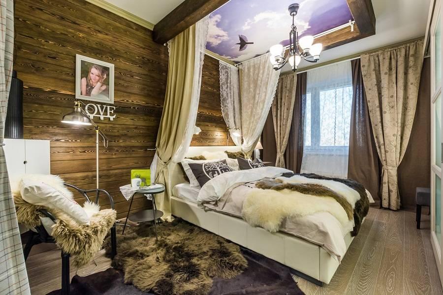 Спальня в загородном доме: выбор стиля и особенности оформления