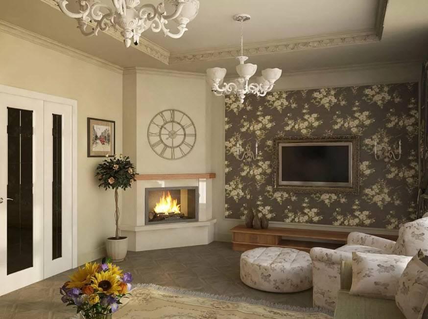 Молдинги для стен — 40 фото идей декора в интерьере