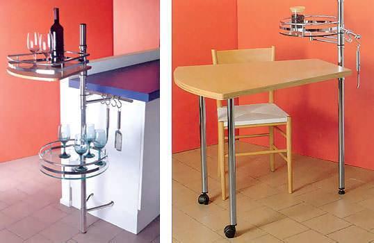 Дизайн кухни с барной стойкой: рекомендации, фото реальных интерьеров