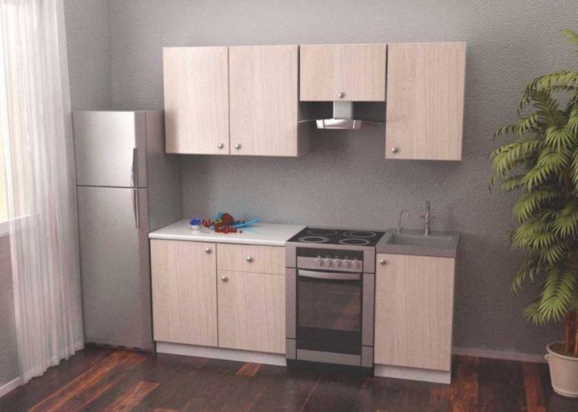 Интерьер кухни: бюджетный вариант кухонных гарнитуров эконом класса