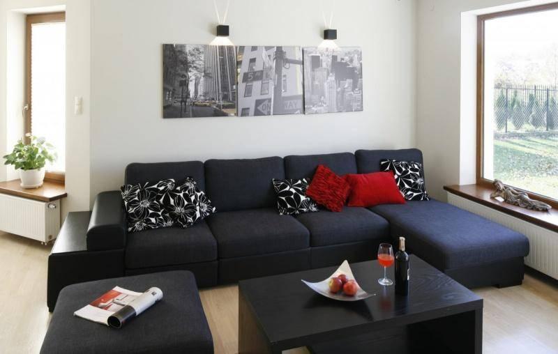 Угловые диваны в гостиную - 75 фото модных новинок в интерьере