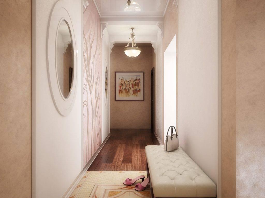 Узкая прихожая – рекомендации по зонированию и подбору функциональной мебели (80 фото)