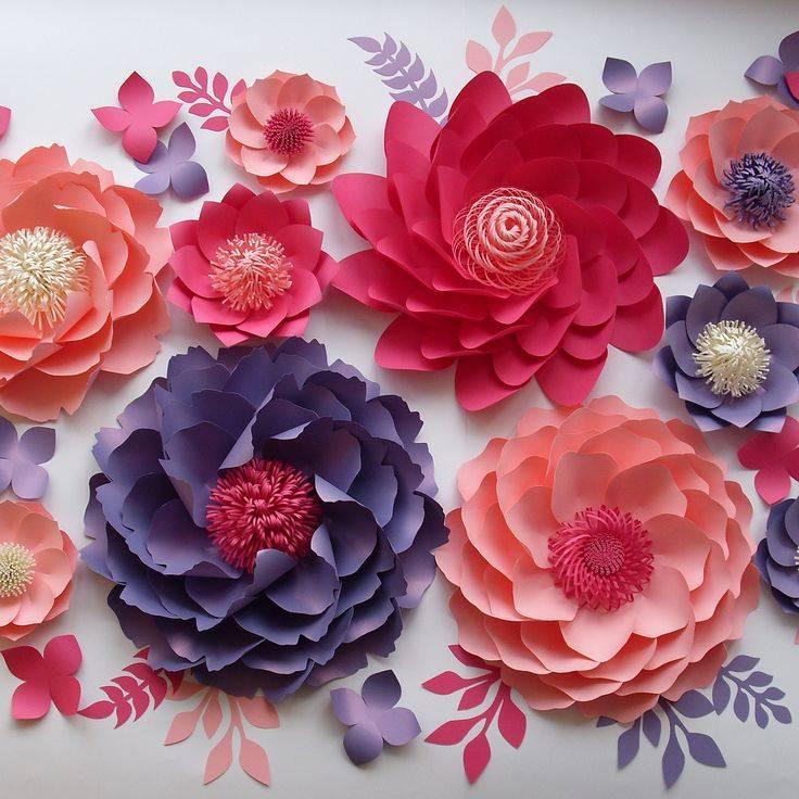 Очень красивые цветы на 8 марта своими руками. 100 идей и мастер-классы с фото