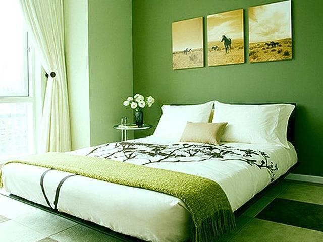 Цвет спальни по фен-шуй или как гармонизировать пространство