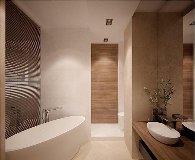 Коричневая ванная комната - 50 фото идей уютного дизайна