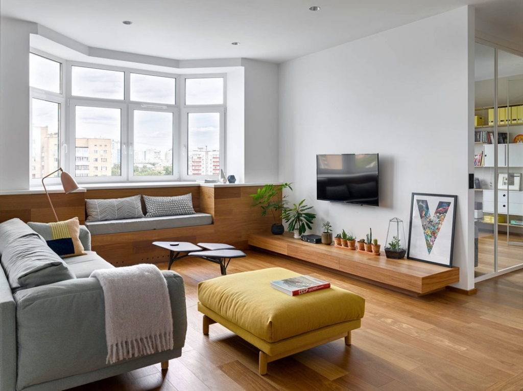 Дизайн квартиры 30 кв.м: лучшие проекты и оформление интерьера (80 фото)