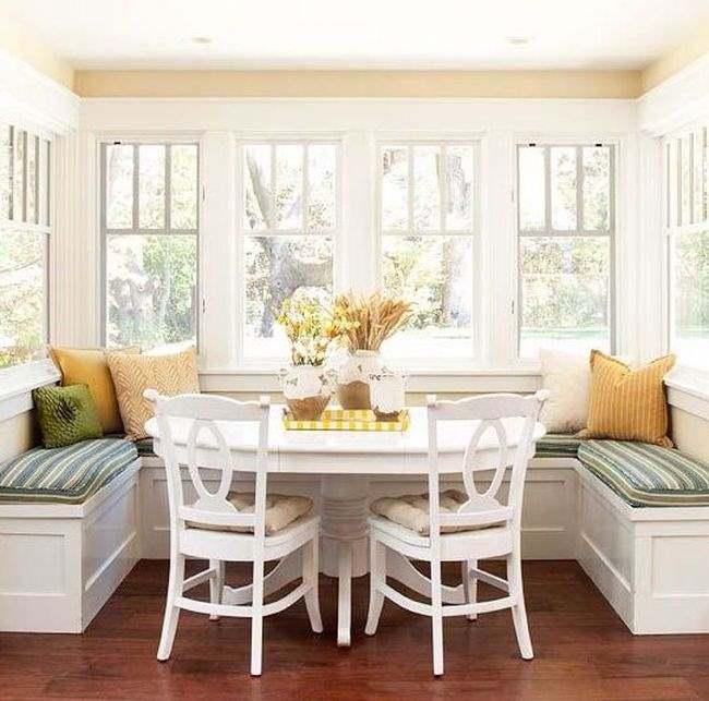 Кухонный уголок своими руками: инструкция по сборке 3 разных моделей