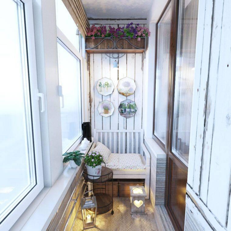 Дизайн балкона в квартире - каким он должен быть? 100 фото идей дизайна!