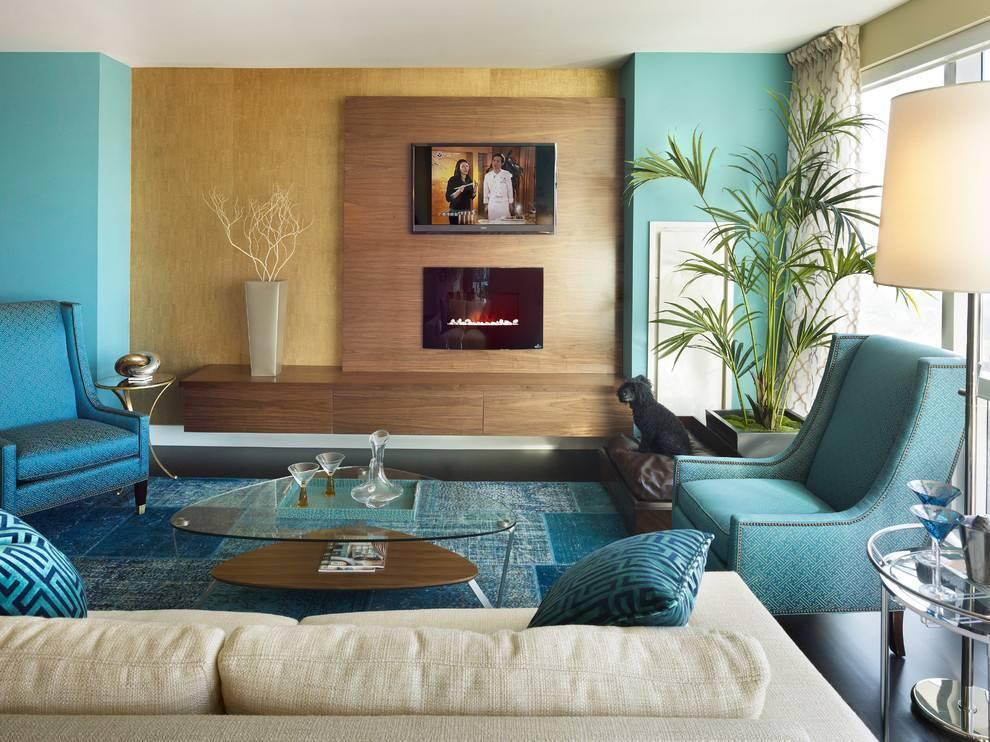 Персиковый цвет в интерьере: 75 фото примеров, сочетание, стили
