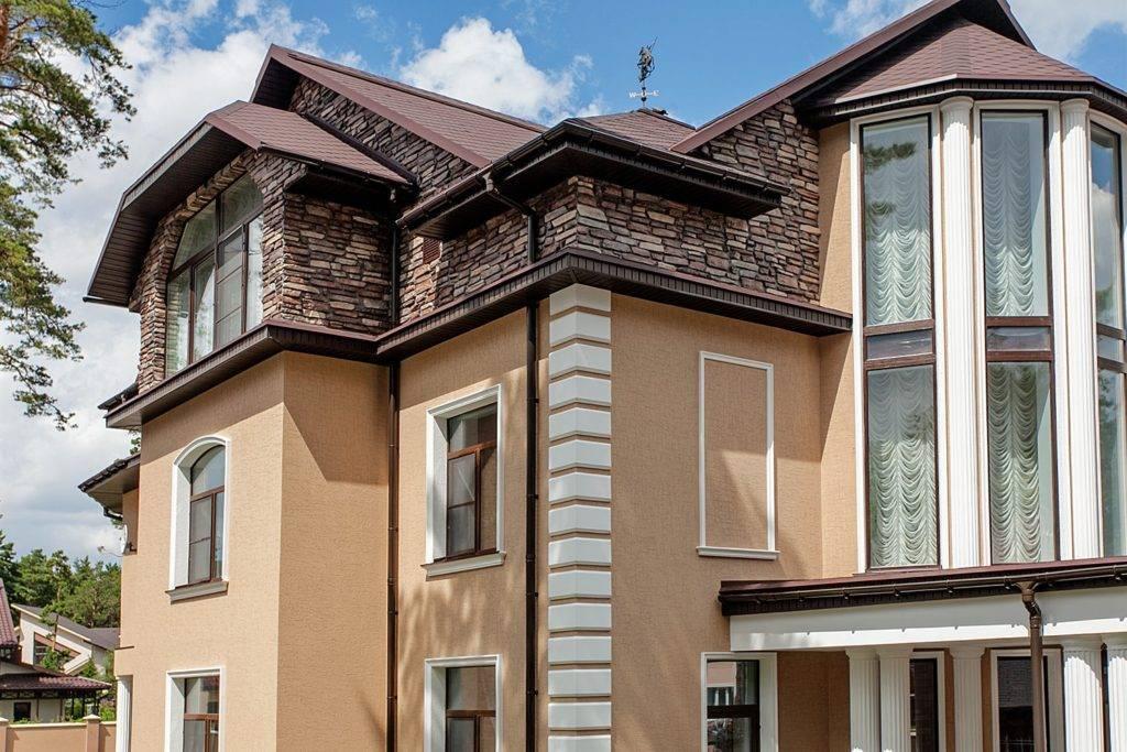 Фасадный декор: особенности оформления