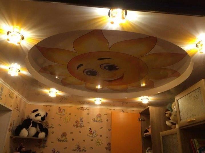 Двухуровневые натяжные потолки – особенности монтажа и проектирование точек крепления (80 фото) – строительный портал – strojka-gid.ru