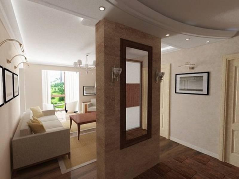 Узкая и длинная кухня-гостиная (18 фото): интерьер узкой кухни, дизайн совмещенного пространства