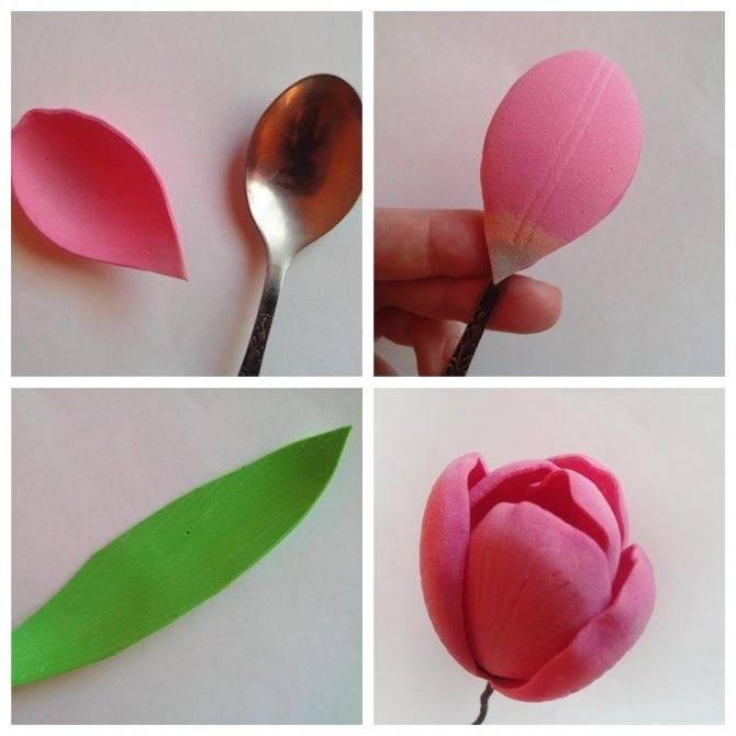 Маленькие цветы из фоамирана (38 фото): делаем мелкие цветочки своими руками по шаблонам, подробный мастер-класс с пошаговым описанием