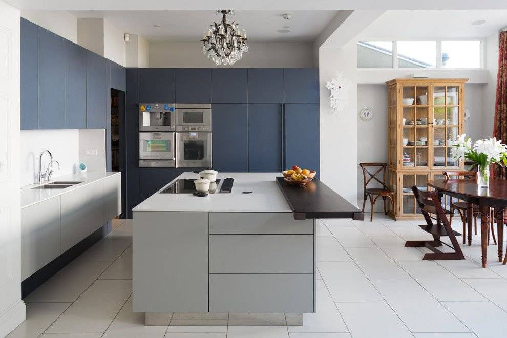 Как сохранить баланс красоты и практичности – оформите кухню в современном стиле